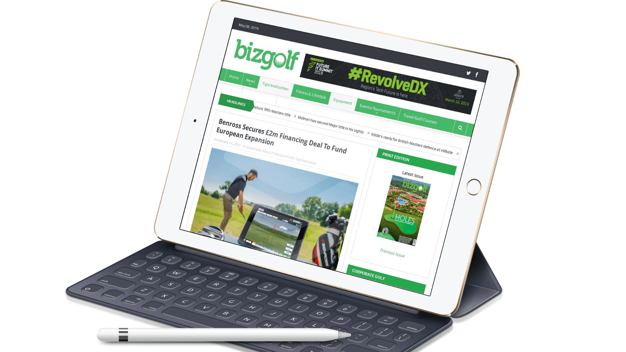 digital marketing casestudies bizgolf 1